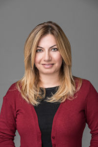 Assistant Professor Dr. Seray Toksöz